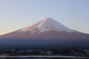 楽しかった初日の出を見るための富士山登山